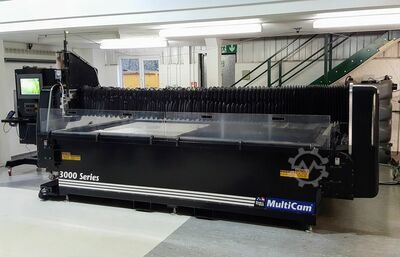 MultiCam 3.000 Series 202-Waterjet