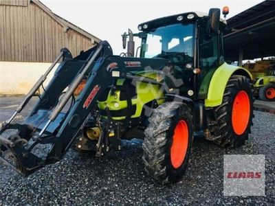 Claas ARION 520 CIS Allrad