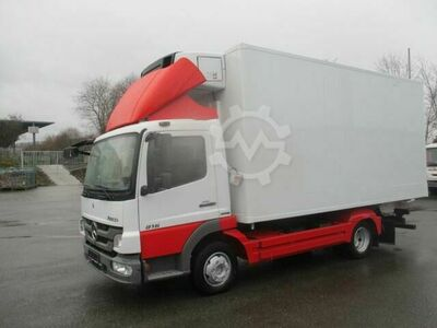 Mercedes-Benz Atego 816 BlueTec5 816 818