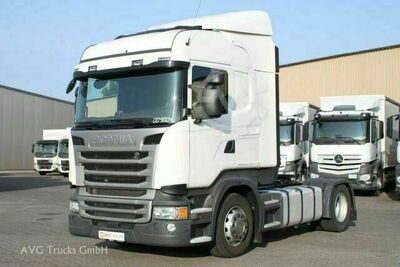 Scania R 450 SCR only! Highline Retarder ACC Tank 1200L