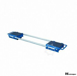 Hub-Lift Machine Moving Rollers