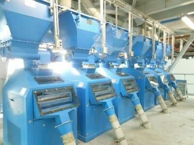 RW Recycling World GmbH FBS 450 / FBS 600 / FBS 900