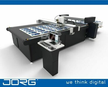 JORG DKS.3 Digital Cutting System