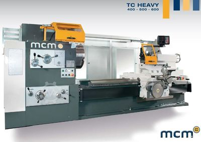 MCM s.r.l. madar - Montevarchi (AR) / IT TC Heavy 400 * 500 * 600