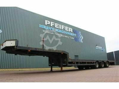 Sonstige/Other Lintrailers 3LS DU.18.27 3 axle extendable traile