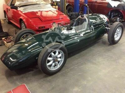 Sonstige/Other Andere Type 45/51 COOPER CLIMAX BEART Type 45/51