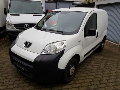 Peugeot Bipper 1.4 HDI 68 PS KLIMA TOP ZUSTAND