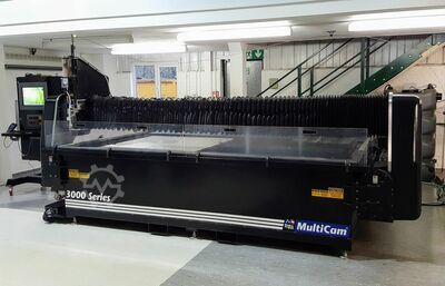 MultiCam 3.000 Series 204-Waterjet