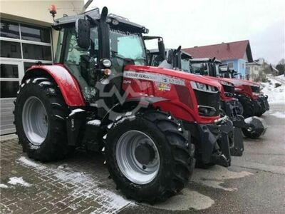 Massey Ferguson MF 6715 S Dyna VT Exclusive