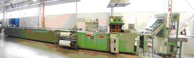 WRAPPING FOIL MACHINE