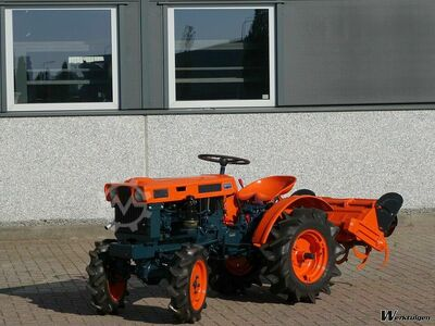 Tractor 015 hp compact