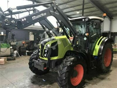 Claas ARION 410 90PS inkl. Frontlader