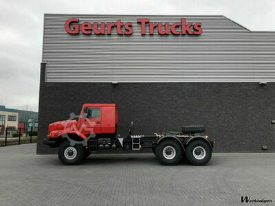 Mercedes-Benz ZETROS 3643 AS 6X6 TRACTOR