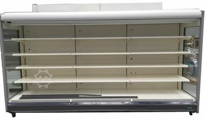Wall cooling shelf 2,5m URP-T CT 2500