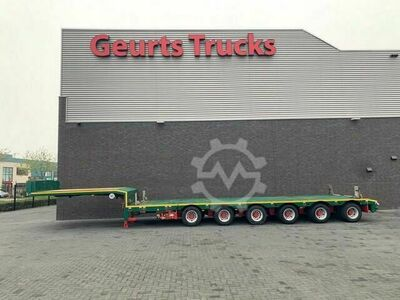 ES-GE 6 AXEL EXTENDABLE SEMIE TRAILER