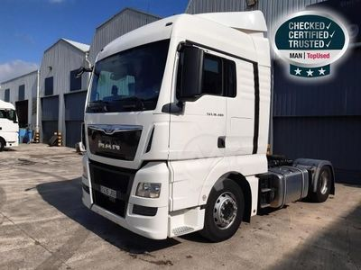 MAN TGX 18.480 4X2 BLS Lane Guard System (LGS)