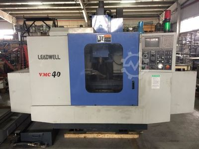 LEADWELL VMC-40