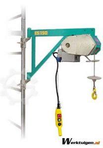 Wire rope hoist - Lifting winch