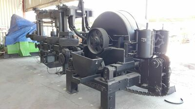 Canter for logs diameter max. 28