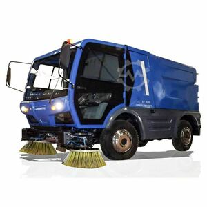 Street & Road Sweeper