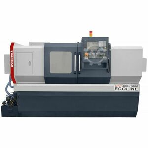 CNC τόρνος 400x1000 Hydr. Τσακ Tailstock