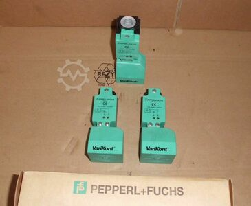 Pepperl+Fuchs NJ 40 + U 1 + E 2