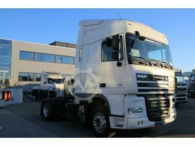 DAF XF105.460 intarder manual