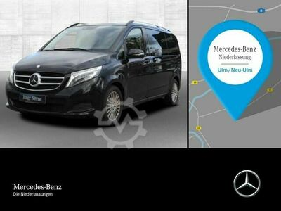 Mercedes-Benz V 250d EDITION Kompakt Comand Distronic Standhzg.