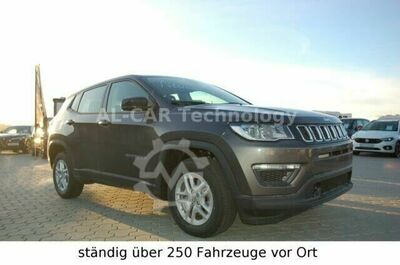 Sonstige/Other JEEP Compass Sport 1.4l MultiAir 103kW (140PS)