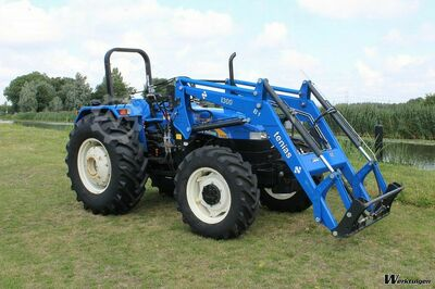 New Holland 7500 4wd