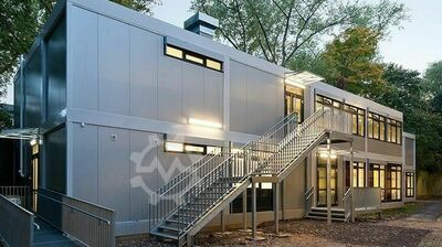 School for rent Officecontainer for sale