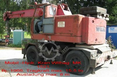 WILHAG  Germany MKO 1121 V
