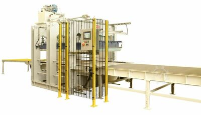 Hoefer Presstechnik HDP 160 - 3500x1350 mm