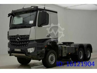Mercedes-Benz AROCS 3345AS 6X6
