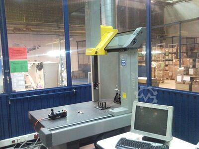 CNC Measuring 5 axis - MISTRAL