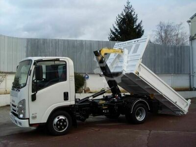 Isuzu N SERIES NLR M21 GROUND