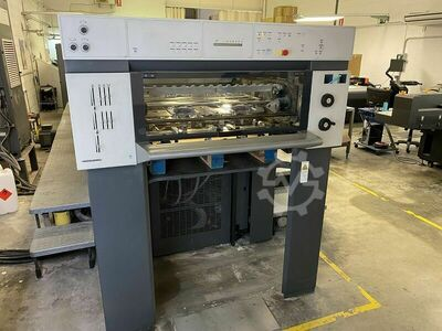 Heidelberg SM 74-5-P-H 5 colours press