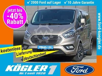 Ford Tourneo Custom 320 L2H1 Titanium X 28%*