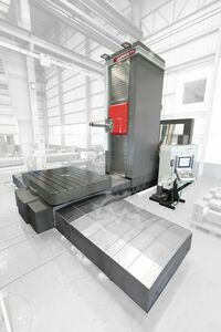 Boring- and Milling Machine