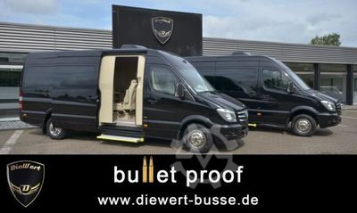 Mercedes-Benz Sprinter 524 519 VIP armoured bulletproof