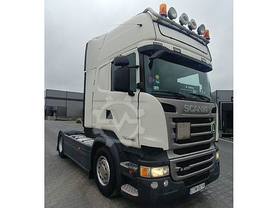 Scania R450 TOPLINE Euro 6 [...] Video auf YT