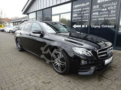 Mercedes-Benz E 220 d T AMG LINE NIGHT LED 8 x ALU