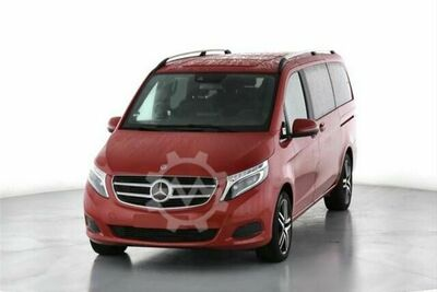Mercedes-Benz V 250 AVANTGARDE EDITION L+4x4+DISTR+NAPPA+STHZG