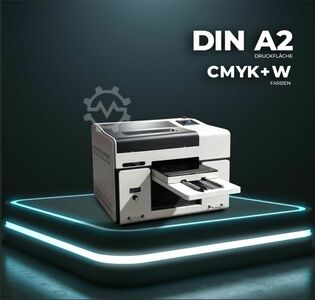 UV LED Digital Printer Direct Printer A2