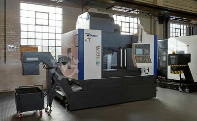 Open Fronted Vertical Machining Centre