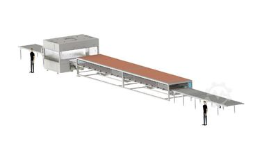 drying system hot air mouldings
