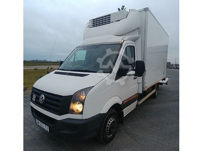VW Crafter 50 Video 2,0 TDI LBW ThermoKing V-500MAX