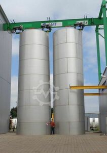 Stainless steel Vessel 205 cbm Tank