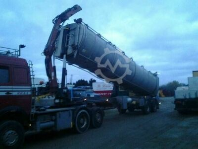 Sonstige/Other VM Tank Tip Kran Crane for dead animals