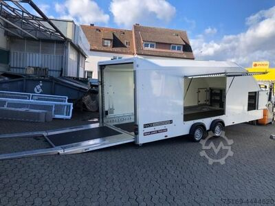 Brian James Trailers Race Transporter 4, 100 km/h RT4 384 0060, 5500 x